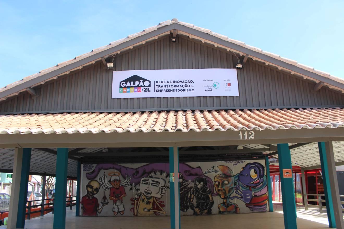 Galpão ZL, o novo espaço da Prática Local